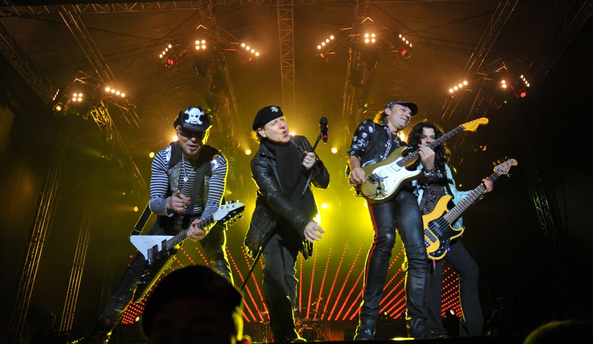 """""""The Scorpions"""" concert in Chisinau - Events Reviews - Fest.md"""