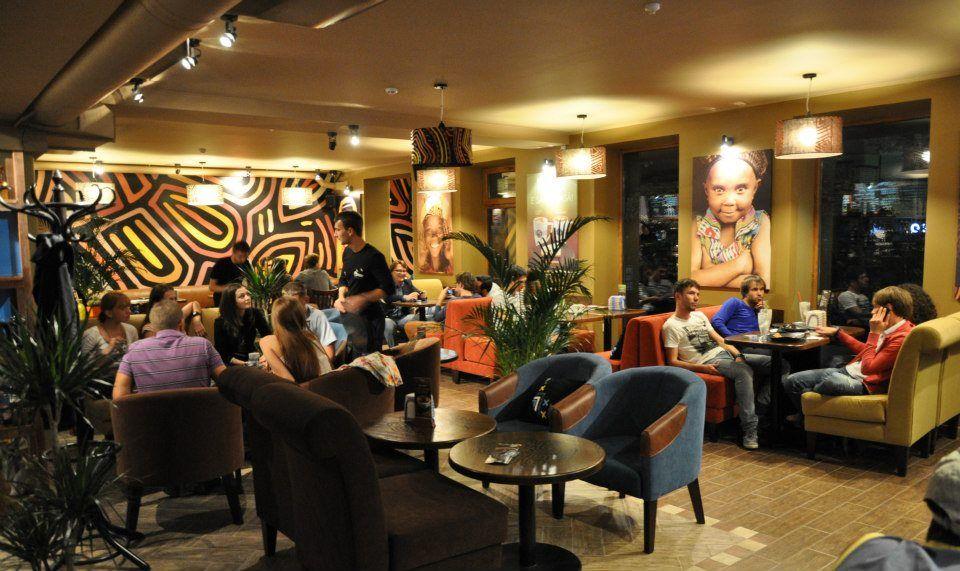 Tucano Coffee Brasil - Cafe